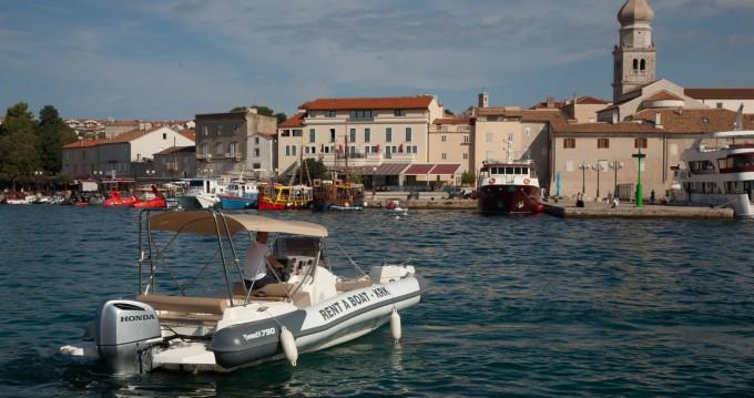 Rental yacht Krk - Marlin Boat Dynamic 790 on SamBoat