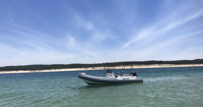 Boat rental Nautica Led LED 680 in Lège-Cap-Ferret on Samboat