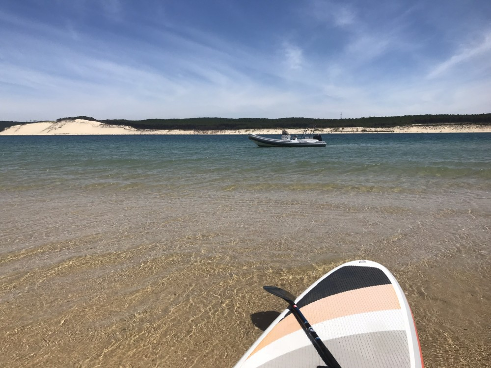 Rental yacht Lège-Cap-Ferret - Nautica Led LED 680 on SamBoat