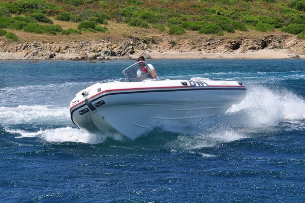 RIB for rent Ponza at the best price
