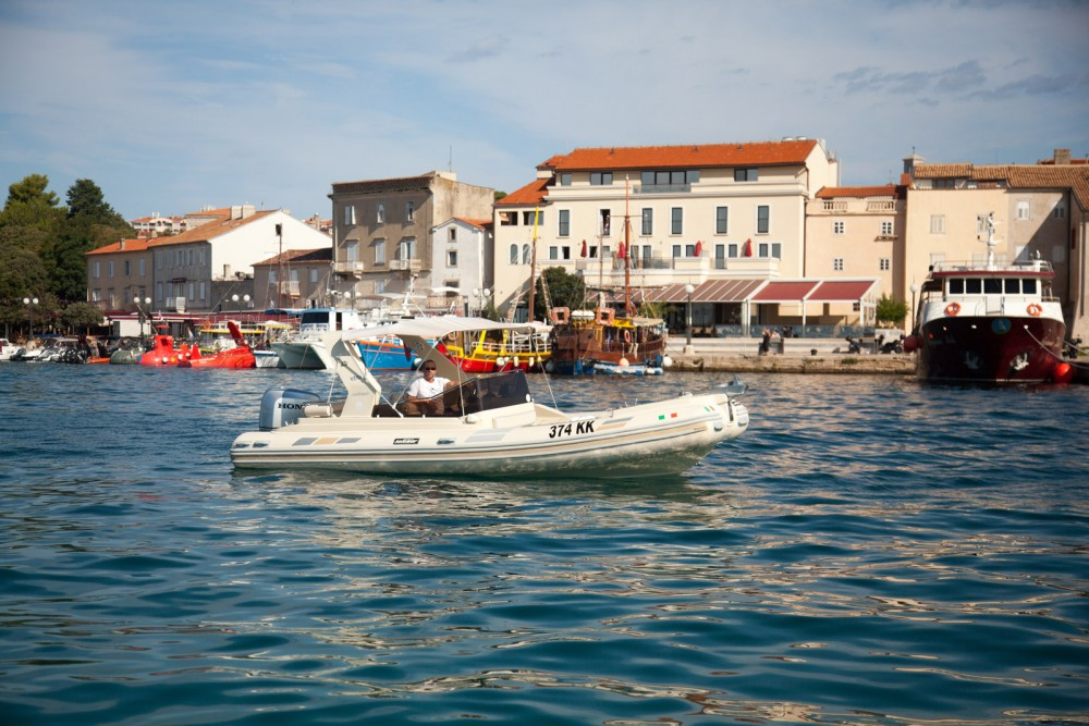 Hire RIB with or without skipper Solemar Croatia