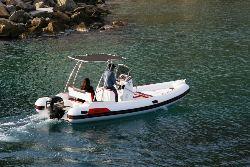 Rental yacht Sanremo - Arkos 21 on SamBoat
