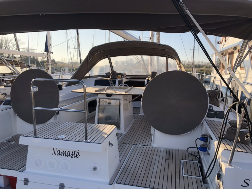 Hire Sailboat with or without skipper Dufour Canet-en-Roussillon