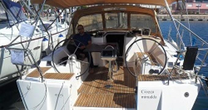 Boat rental Dufour Dufour 405 in Cagliari on Samboat