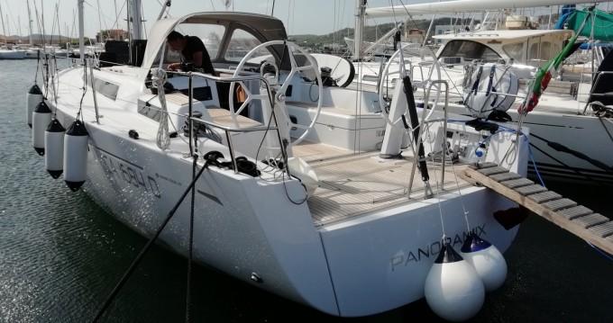 Rental Sailboat in Carloforte - Grand Soleil Grand Soleil 43