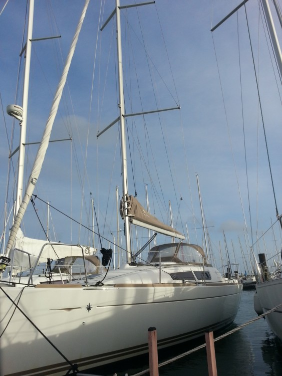 Boat rental La Trinité-sur-Mer cheap Sun Odyssey 30i