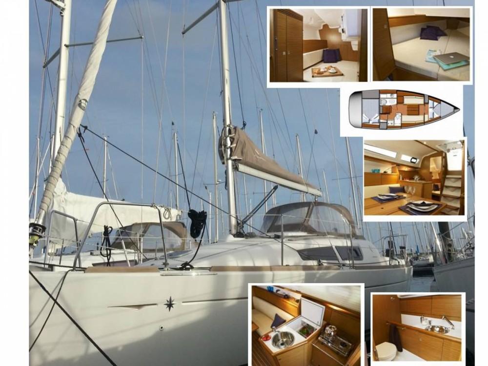 Rental yacht La Trinité-sur-Mer - Jeanneau Sun Odyssey 30i on SamBoat