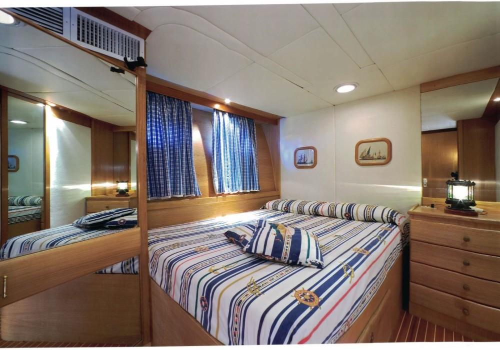 Boat rental Cantieri navali di Chiavari Heron 21 in Castellammare di Stabia on Samboat