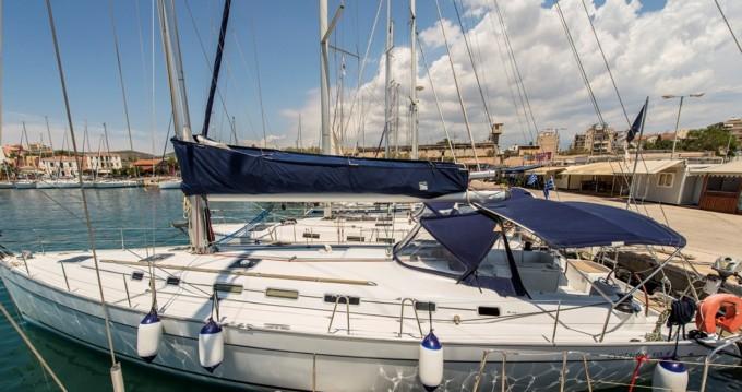 Rental yacht Lávrio - Bénéteau Cyclades 50.5 on SamBoat