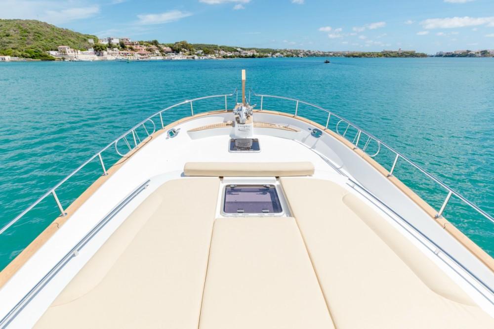 Boat rental San Vito Lo Capo cheap 150