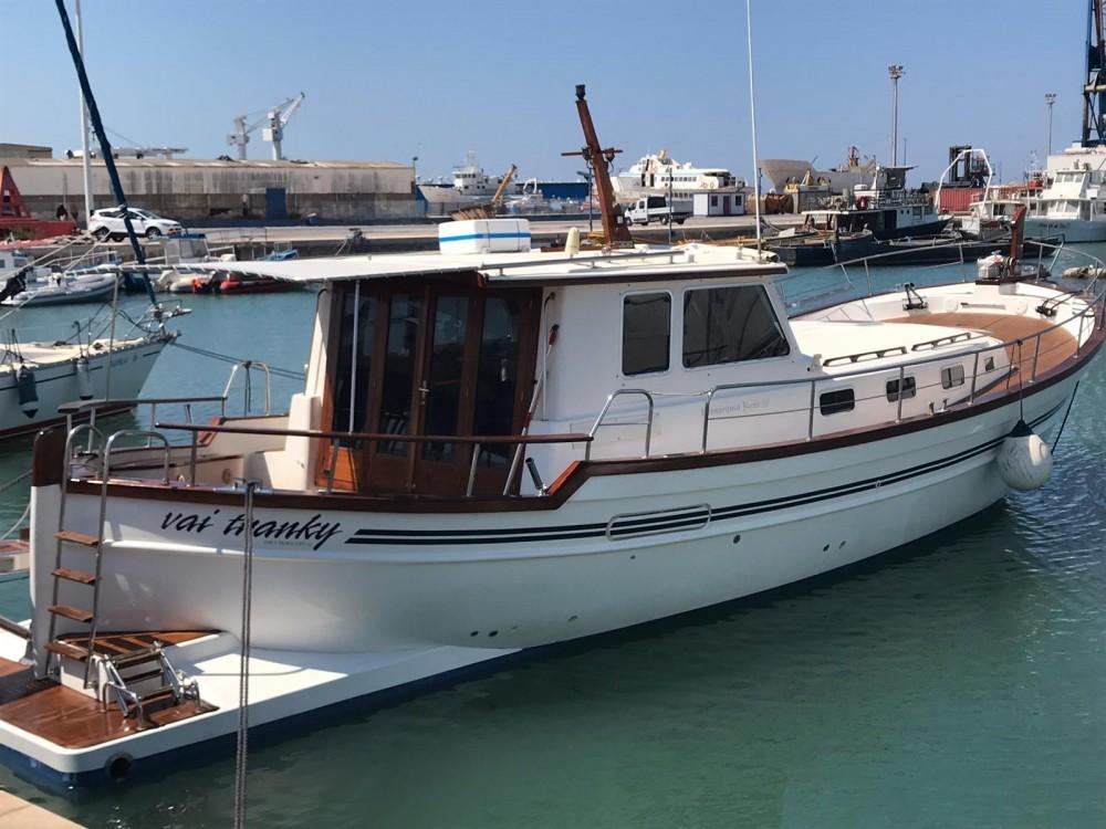 Rental yacht San Vito Lo Capo - Menorquin-Yachts 150 on SamBoat