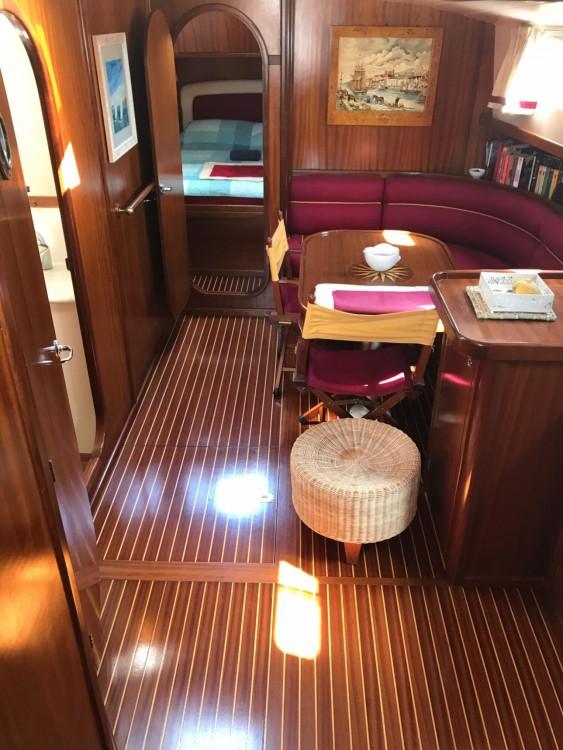 Menorquin-Yachts 150 between personal and professional San Vito Lo Capo