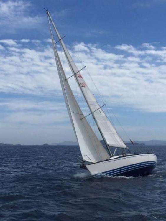 Rent a X-Yachts X 382 Toulon