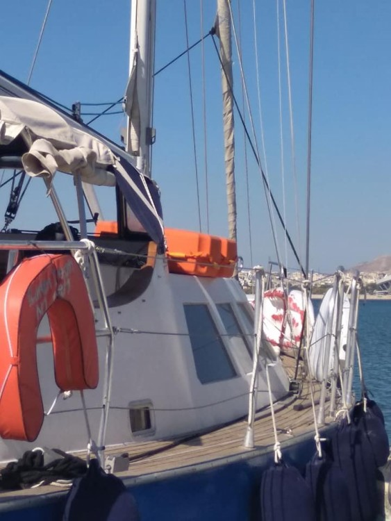 Rental yacht Athens - Van de Stadt 46 on SamBoat