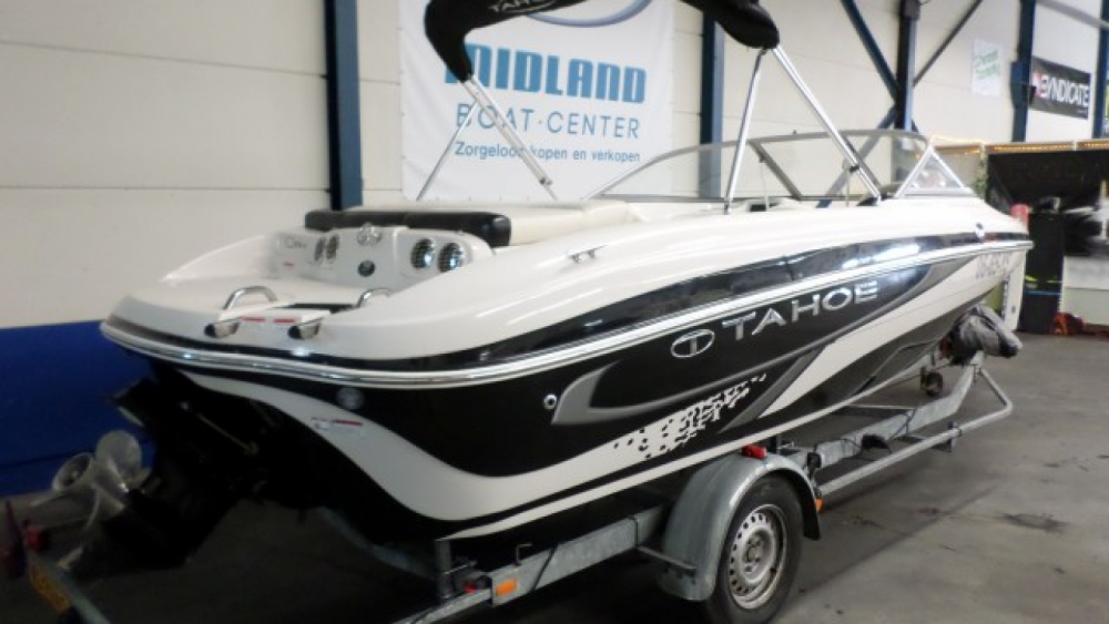 Hire Motorboat with or without skipper Tahoe Wageningen