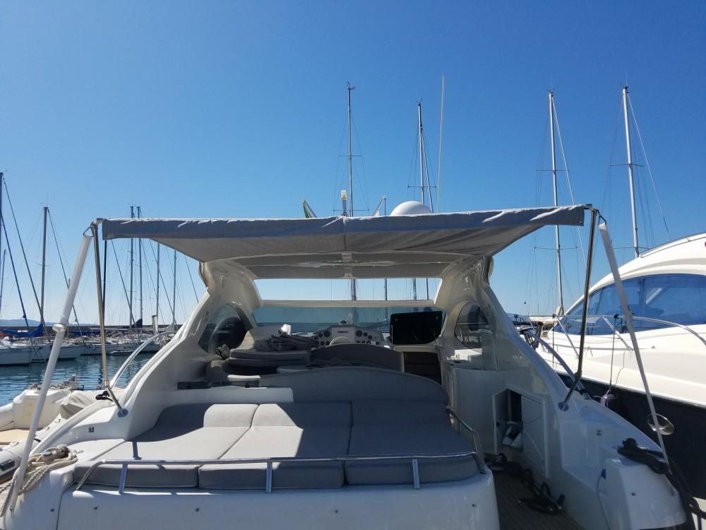 Rental Motorboat in Talamone - Abbate Primatist G41