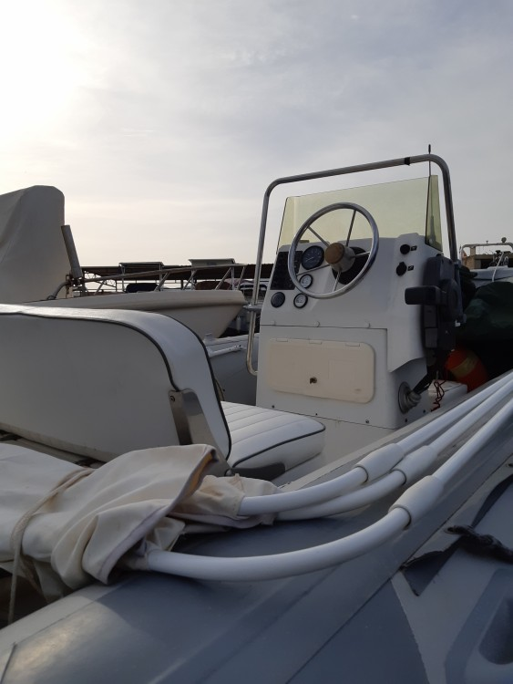 Hire RIB with or without skipper Lomac Avola