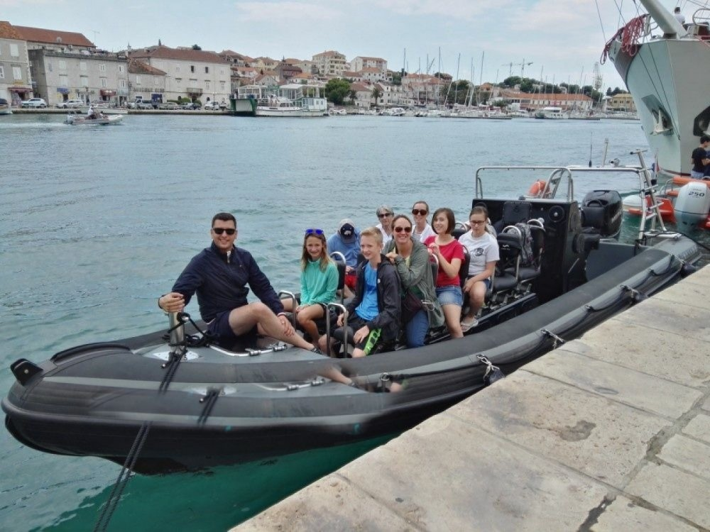 Rental yacht Split - Tornado Tornado 8.5M Multi Purpose RIB on SamBoat