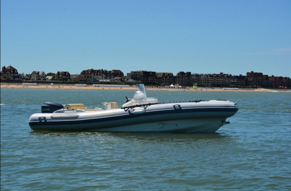 Boat rental Lège-Cap-Ferret cheap Sea Hawk 225