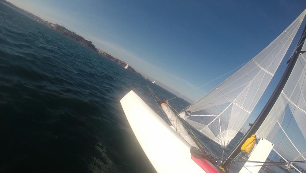 Rent a Catamaran-F16 Cirrus Q
