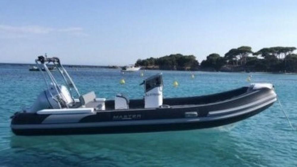 Hire RIB with or without skipper Master Gommoni Porto-Vecchio
