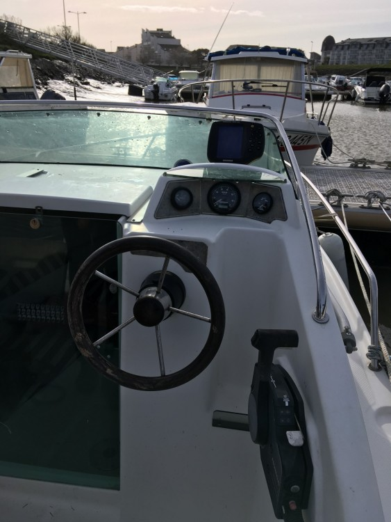 Rental yacht Le Pouliguen - B2 Marine Cap Ferret 550 on SamBoat