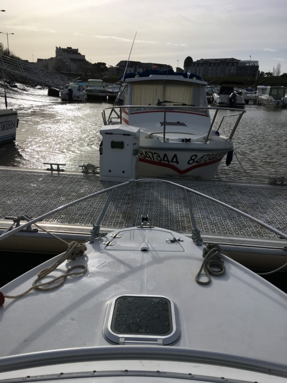 Motor boat for rent Le Pouliguen at the best price
