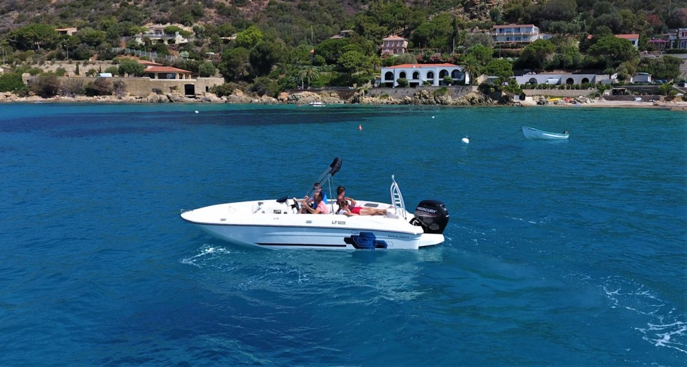 Boat rental Ajaccio cheap 2E6