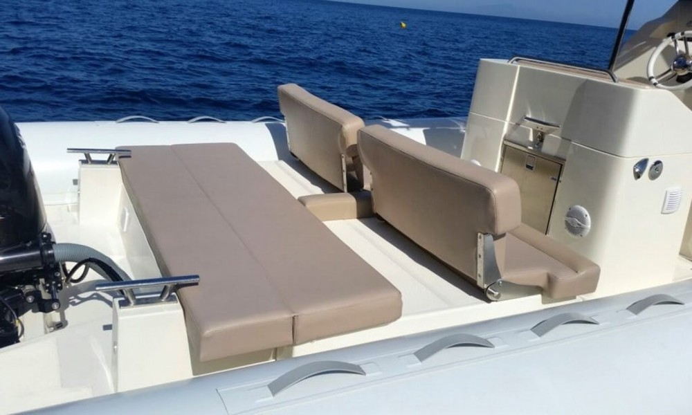 Rental yacht Salerno - Scanner 870 D on SamBoat