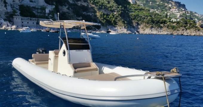 Boat rental Scanner 870 D in Salerno on Samboat