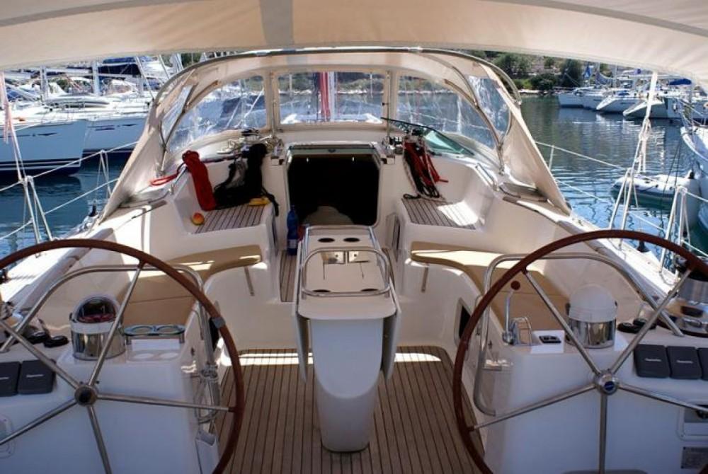 Boat rental Calliaqua cheap Sun Odyssey 54 DS