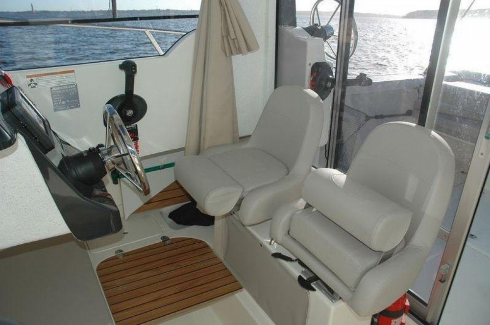 Hire Motorboat with or without skipper Quicksilver Clohars-Carnoët