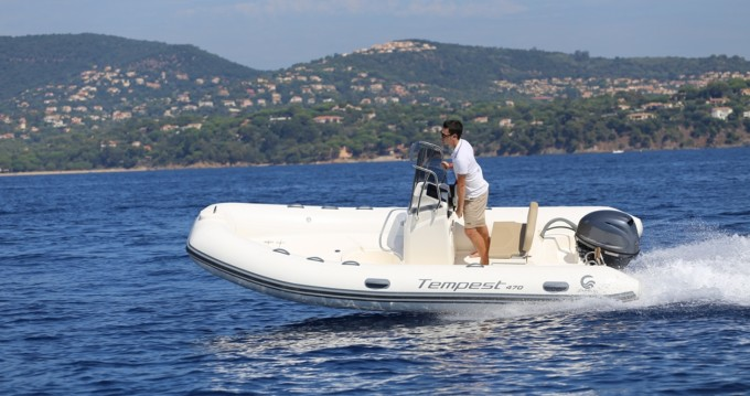RIB for rent Ibiza Island at the best price