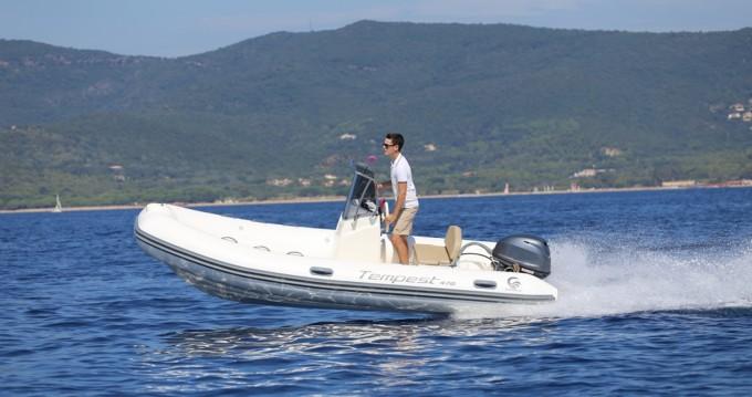 Rent a Capelli Tempest 470 Ibiza Island