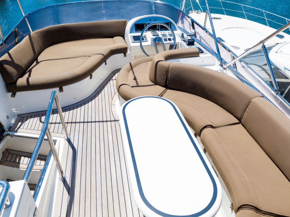 Horizon Elegance 54 Fly between personal and professional Palma