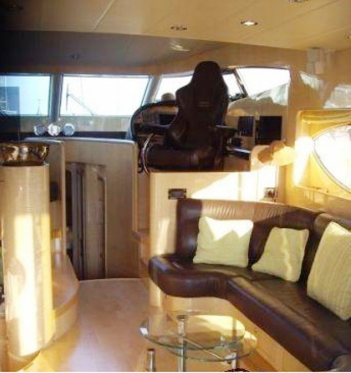 Boat rental Palma cheap Elegance 54 Fly
