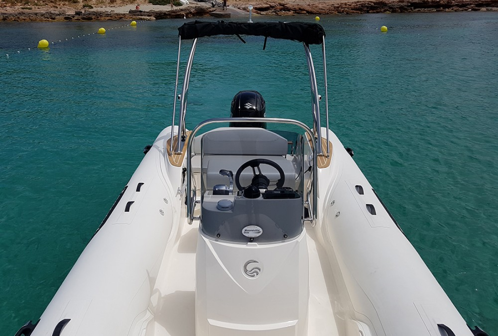 Boat rental Capelli Tempest 650 in Ibiza on Samboat