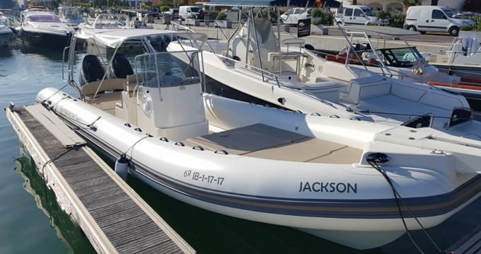 Capelli Tempest 900 Sun between personal and professional Ibiza Island