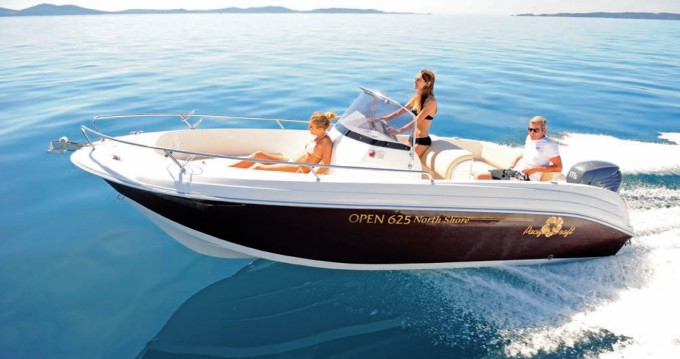 Rental yacht Ibiza Island - Pacific Craft Pacific Craft 625 Open on SamBoat