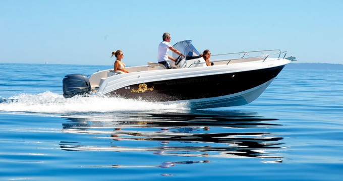 Hire Motorboat with or without skipper Pacific Craft Ibiza Island
