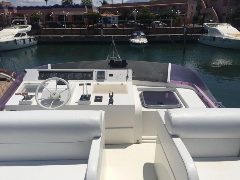 Rental Yacht in Termini Imerese - Gianetti 46