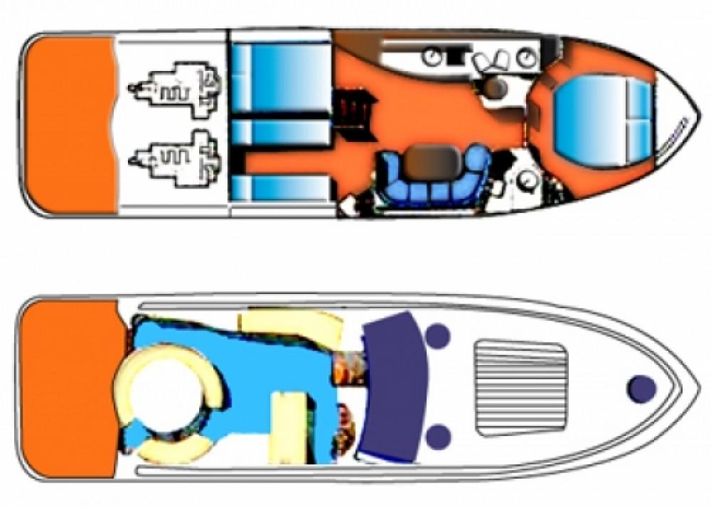 Hire Motorboat with or without skipper Innovazione e Progetti Valletta