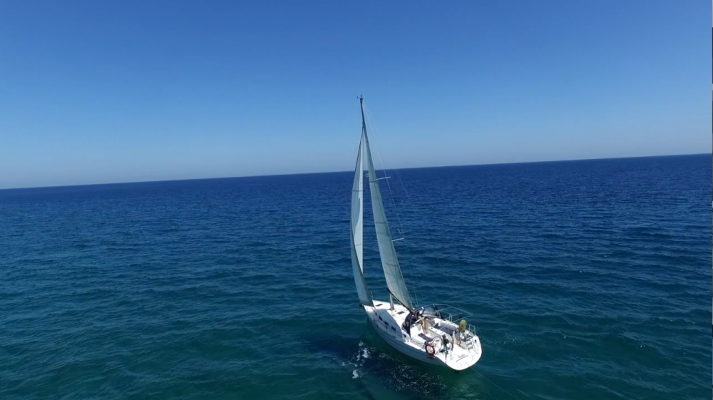 Hire Sailboat with or without skipper Bénéteau San Pedro del Pinatar