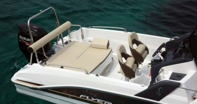 Hire Motorboat with or without skipper Bénéteau Ibiza Island