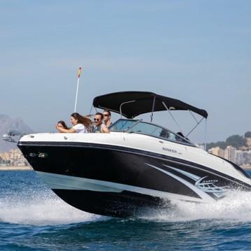 Rental yacht Sant Antoni de Portmany - Rinker 246 CB on SamBoat