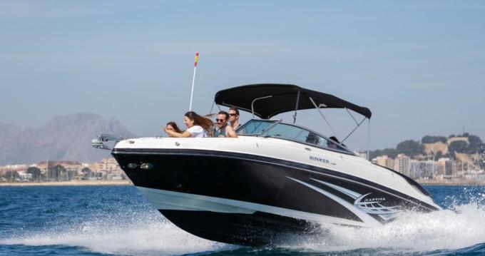 Boat rental Sant Antoni de Portmany cheap 246 CB