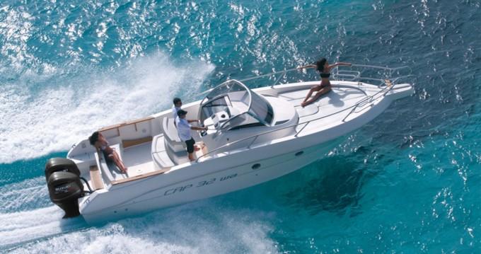 Capelli Cap 32 WA between personal and professional Ibiza Island