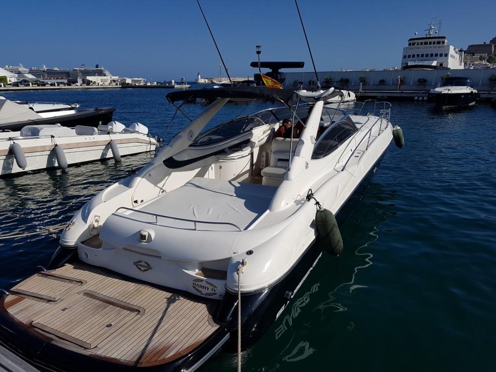 Boat rental Ibiza cheap Superhawk 50