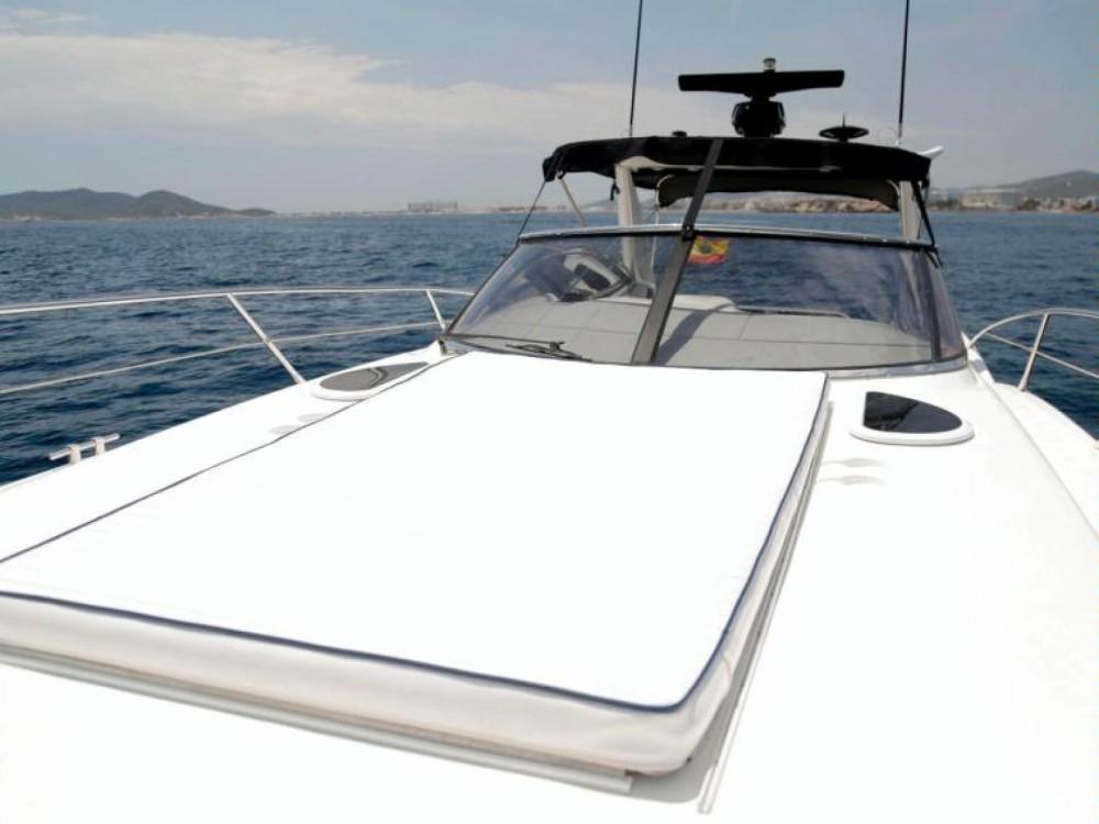 Boat rental Sunseeker Superhawk 50 in Ibiza on Samboat