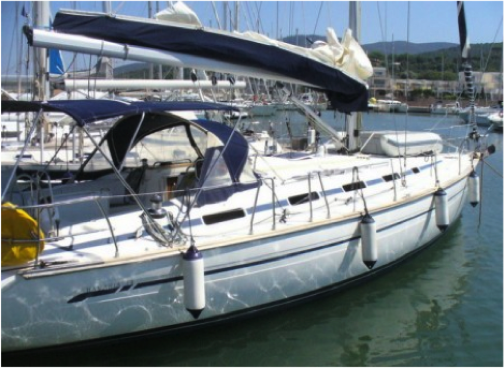 Boat rental Salerno cheap Bavaria 44